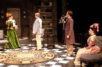 Kirk Bookman, Lighting Desiger - The Importance of Being Earnest directed by Ted Pappas - Pittsburgh Public Theater