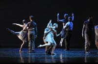 Kirk Bookman, Lighting Designer - Kansas City Ballet - Widow's Walk