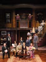 Kirk Bookman, Lighting Designer - The Royal Family - Directed by Ted Pappas- Pittsburgh Public Theater